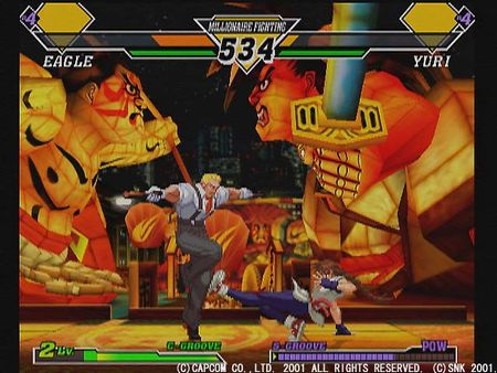 Capcom vs. SNK 2  - 13012