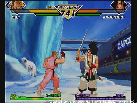 Capcom vs. SNK 2  - 13013