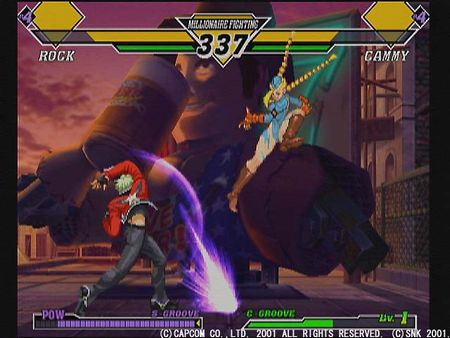 Capcom vs. SNK 2  - 13014