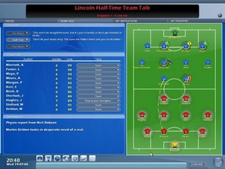 Championship Manager 2007 - 56100