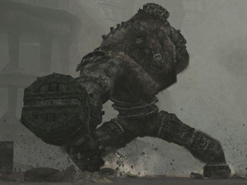 Shadow of the Colossus - 50751