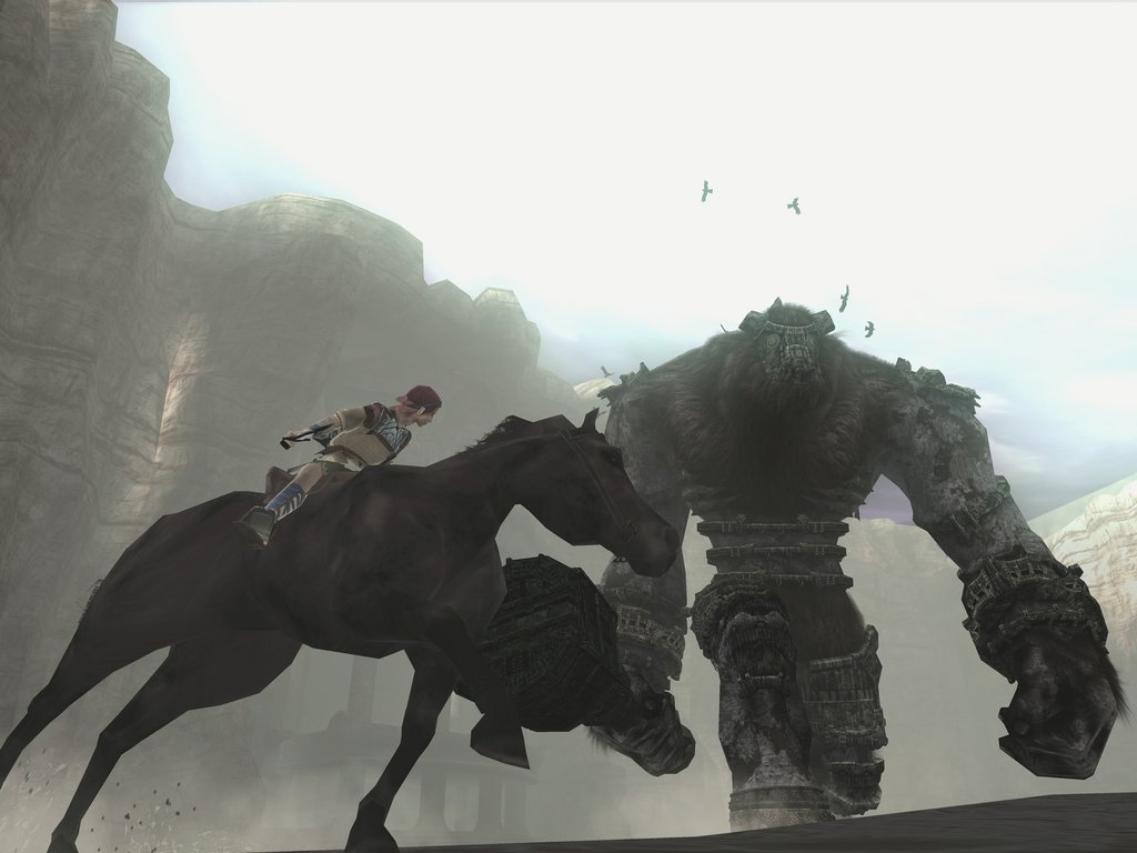 Shadow of the Colossus - 50760