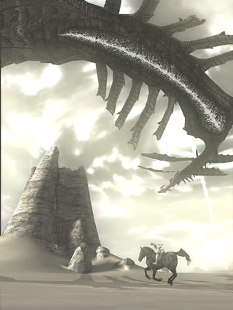 Shadow of the Colossus - 50770