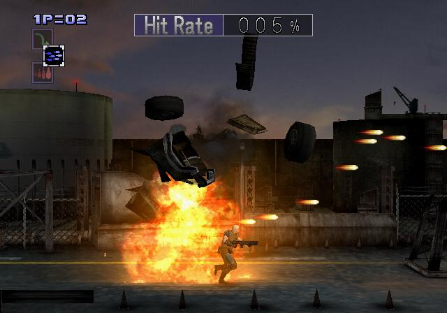 Contra: Shattered Soldier - 36420