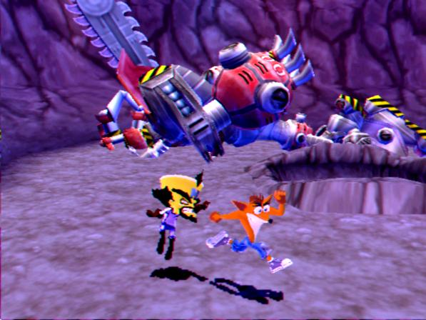 Crash Bandicoot: Twinsanity - 44580