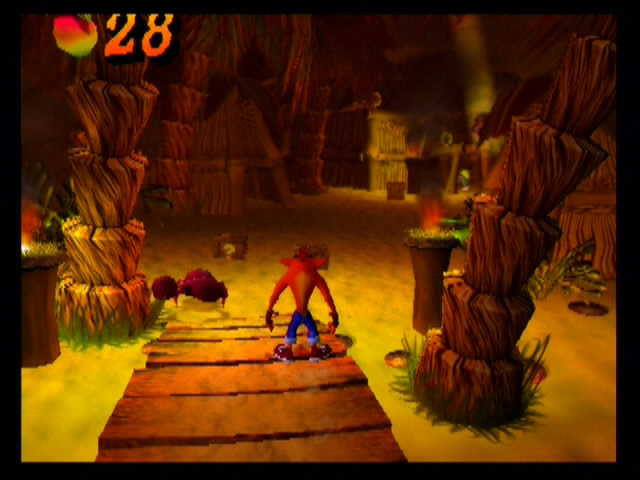 Crash Bandicoot: The Wrath of Cortex - 20794