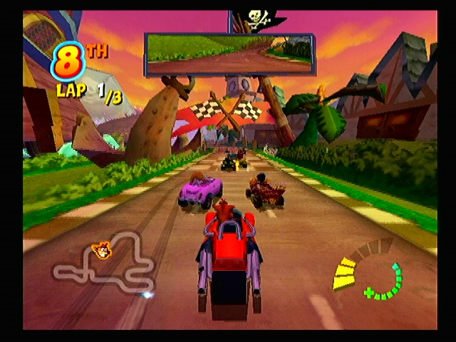 Crash Tag Team Racing - 51223