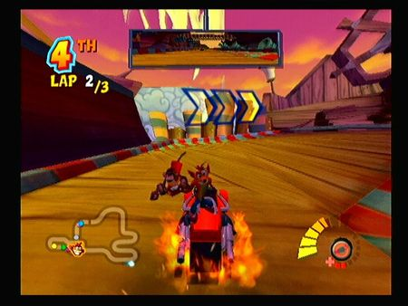 Crash Tag Team Racing - 51224