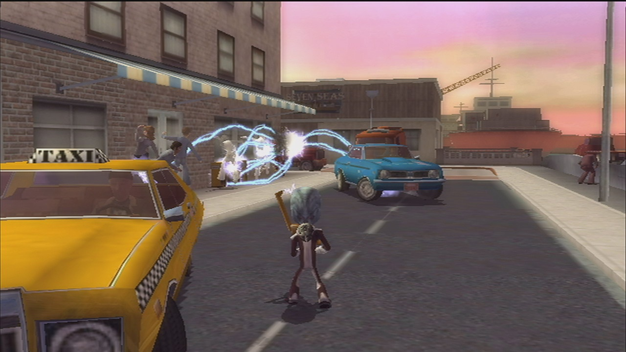 Destroy All Humans: Big Willy Unleashed - 57648