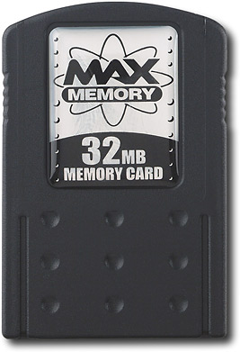 Photos: Max Memory Card - 48692