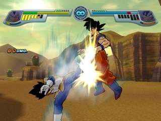 Dragon Ball Z: Infinite World - 59565