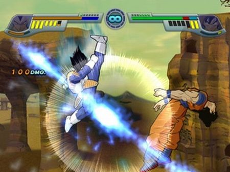 Dragon Ball Z: Infinite World - 59566