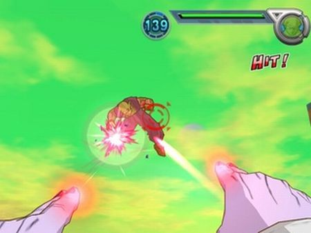 Dragon Ball Z: Infinite World - 59569