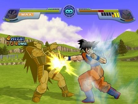 Dragon Ball Z: Infinite World - 59576