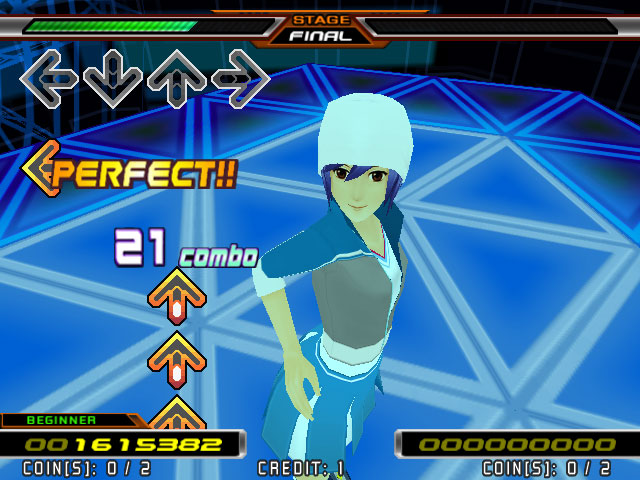 Dance Dance Revolution SuperNOVA - 52811