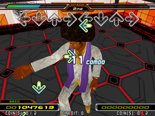 Dance Dance Revolution SuperNOVA - 52814