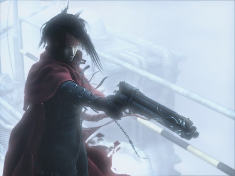 Dirge of Cerberus: Final Fantasy VII - 52862