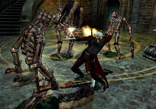 Image result for devil may cry 2 screenshot