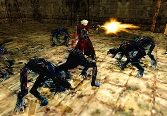Devil May Cry 2 - 37155