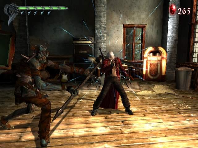 Devil May Cry 3 - 46174