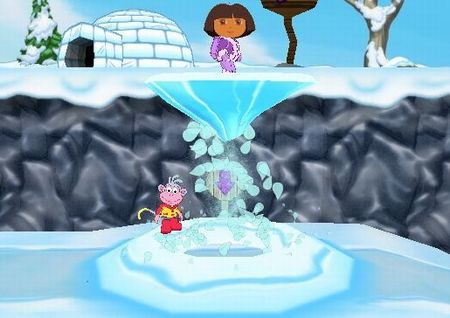 Dora the Explorer: Dora Saves the Snow Princess - 59503