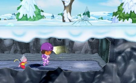 Dora the Explorer: Dora Saves the Snow Princess - 59504