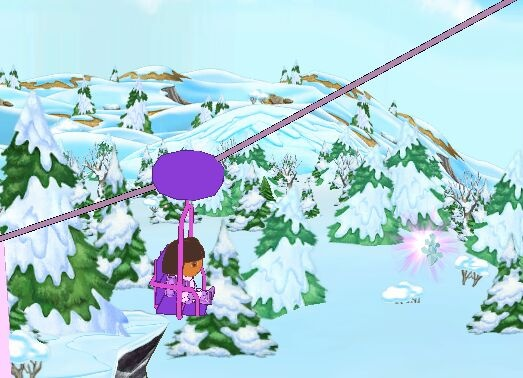 Dora the Explorer: Dora Saves the Snow Princess - 59507