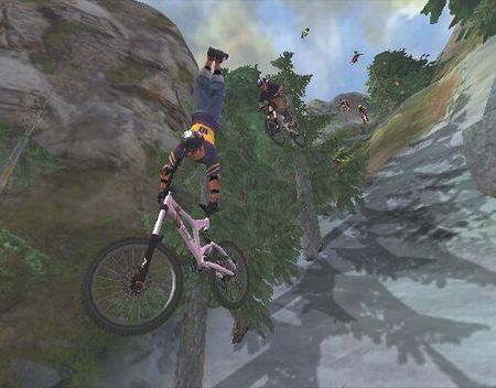 Downhill Domination - 39902