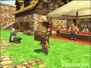 Dragon Quest VIII - 48144