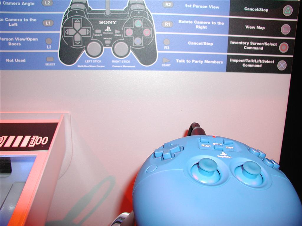 Photos: E3 2005 Dragon Quest VIII Display  - 49452