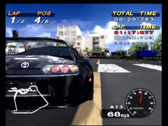 Driving Emotion Type-S - 07459