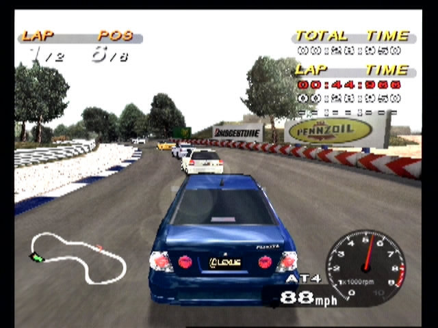 Driving Emotion Type-S - 07464