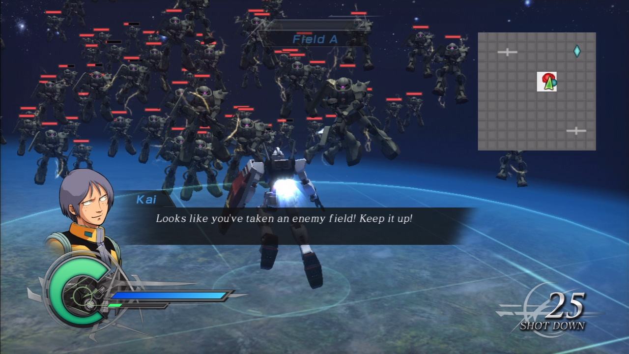 Dynasty Warriors: Gundam 2 - 60193
