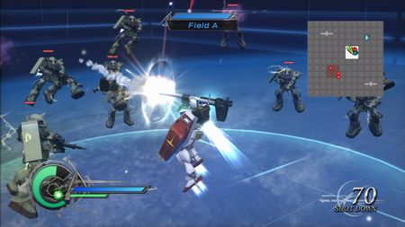 Dynasty Warriors: Gundam 2 - 60194