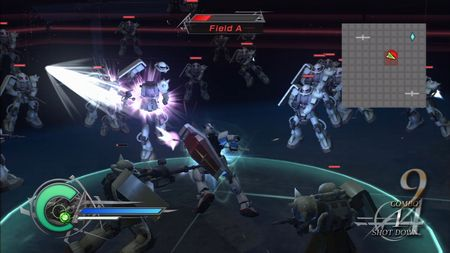 Dynasty Warriors: Gundam 2 - 60195