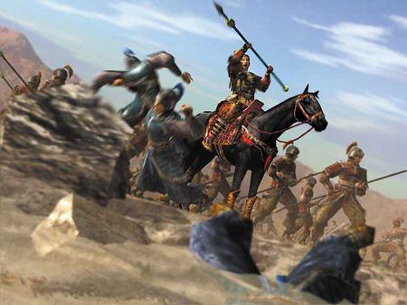 Dynasty Warriors 4 - 38039