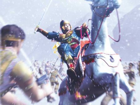 Dynasty Warriors 4 - 38040