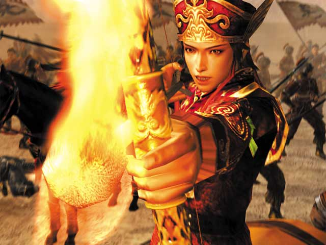 Dynasty Warriors 4 - 38046