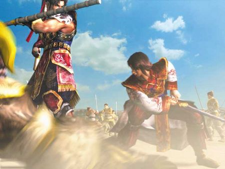 Dynasty Warriors 4 - 38051