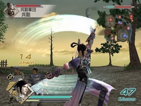 Dynasty Warriors 6 - 59793