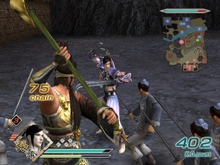 Dynasty Warriors 6 - 59794
