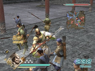 Dynasty Warriors 6 - 59798