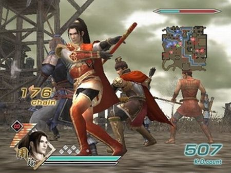 Dynasty Warriors 6 - 59799