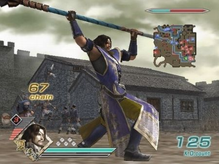 Dynasty Warriors 6 - 59802