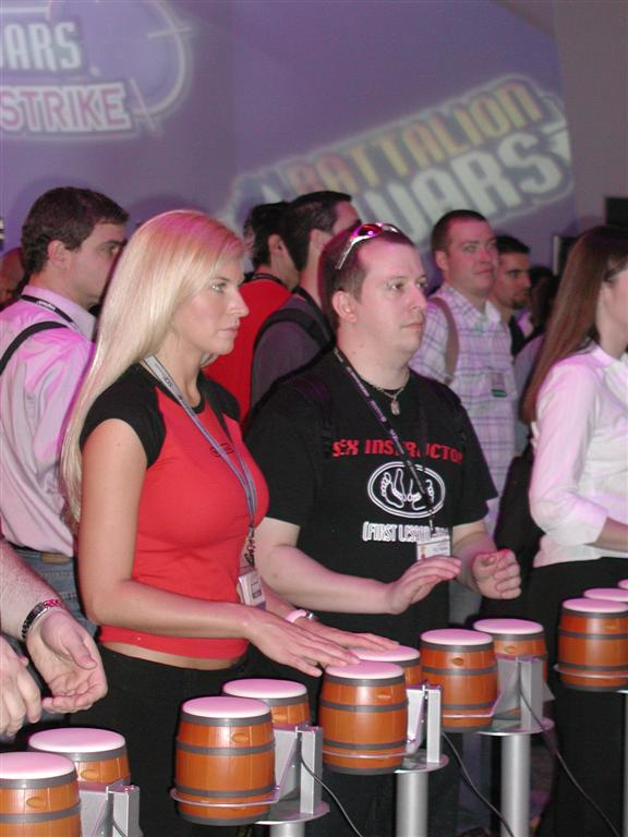 Photos: E3 2005 Booth Babes - 49464