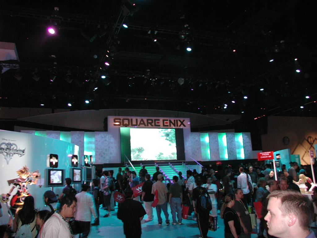 Photos: E3 2005 From the Show Floor - 49527