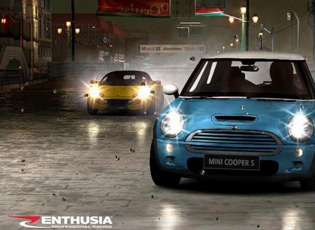 Enthusia: Professional Racing - 47593