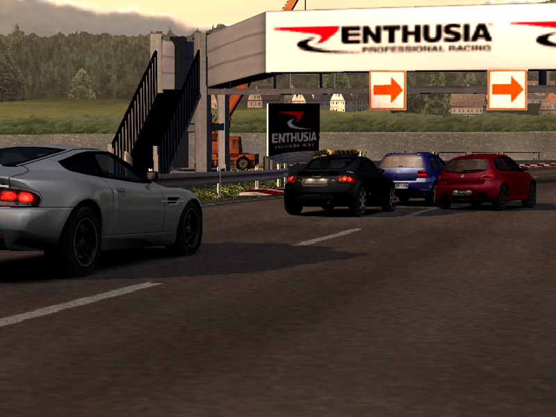 Enthusia: Professional Racing - 47599
