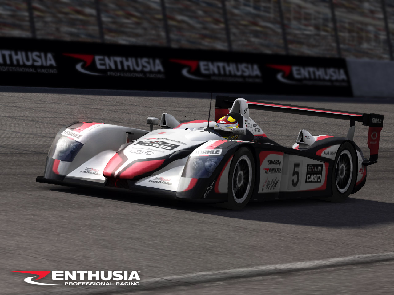 Enthusia: Professional Racing - 47601