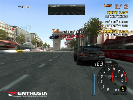 Enthusia: Professional Racing - 47604